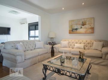 Apartamento à Venda - Brooklin, 3 Quartos,  170 m²