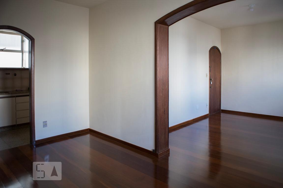 Apartamento para Aluguel - Luxemburgo, 4 Quartos,  135 m² - Belo Horizonte