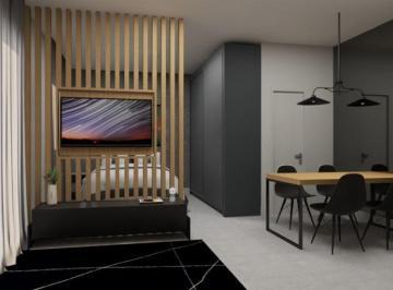 Apartamento de 0 quartos, Santos