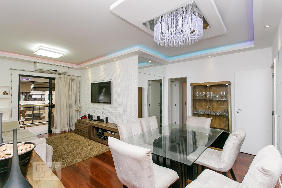 Apartamento para Aluguel - Jardim Oceânico, 3 Quartos,  135 m² - Rio de Janeiro