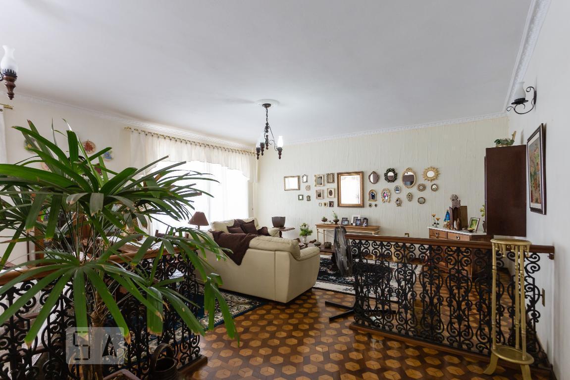 Casa para Aluguel - Vila Marieta, 3 Quartos,  280 m²