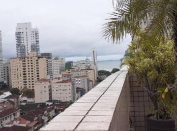 Cobertura à venda em Santos