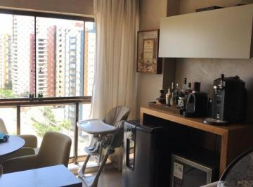 Apartamento de 3 quartos, Águas Claras