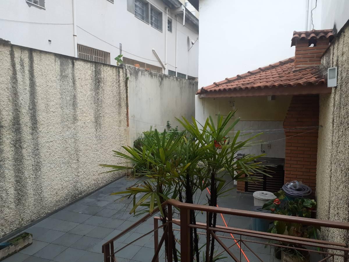 Casa a venda na Rua Engenheiro Cesar - Bairro de Santana