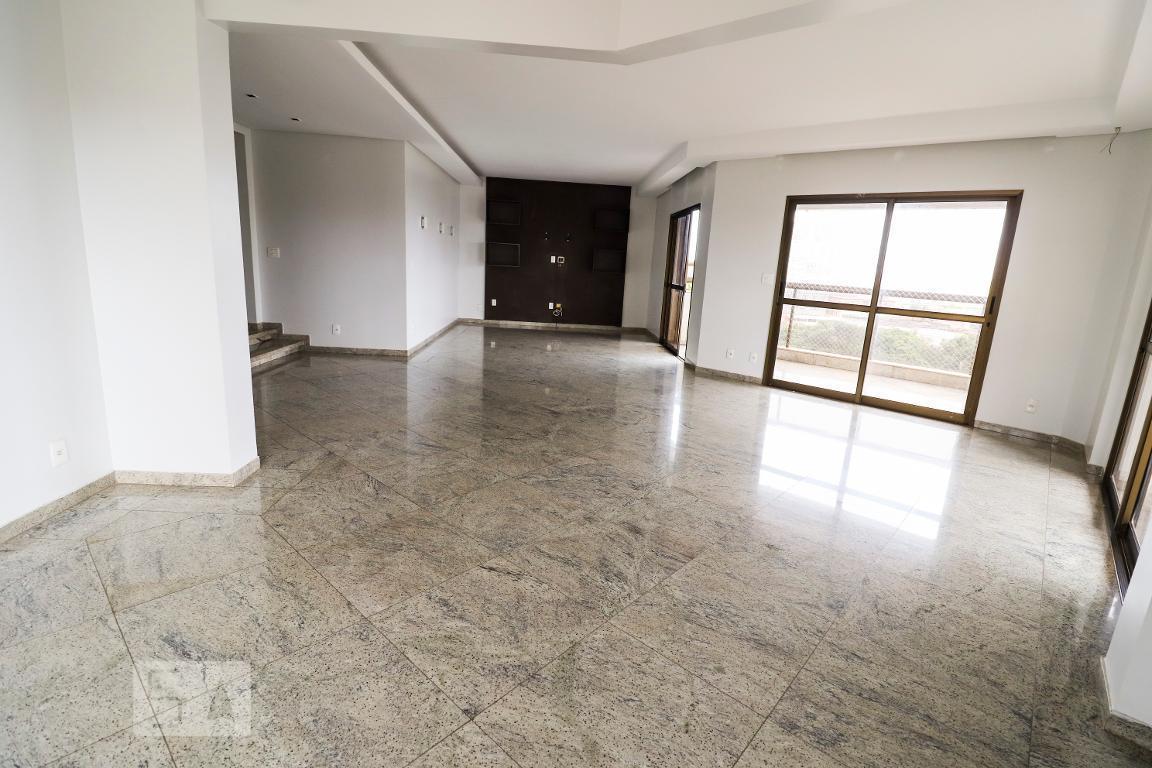 Apartamento para Aluguel - Setor Oeste, 4 Quartos,  305 m² - Goiânia