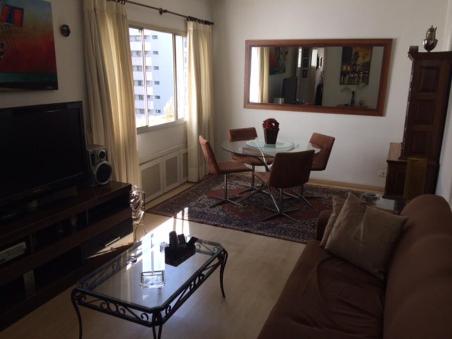 Apartamento no Monte Tabor com 2 dorm e 75m, Brooklin - São Paulo
