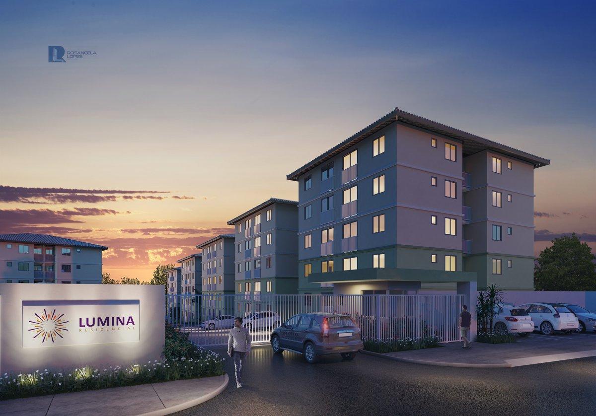 Apartamento Padrão para Venda em São Marcos Salvador-BA
