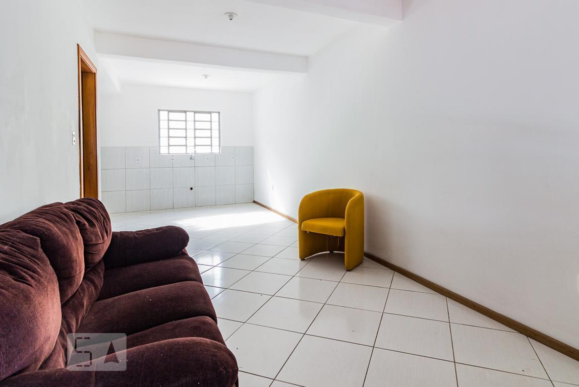 Casa para Aluguel - Vila Nova, 1 Quarto,  58 m² - Porto Alegre