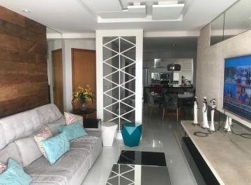 Sala TV (living em conceito aberto)