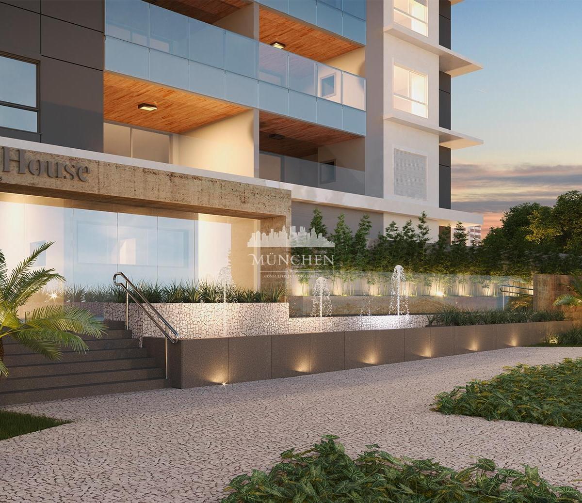 Cobertura duplex art house, juvevê/cabral, 428 m² privativos, 3 suítes e 4 vagas