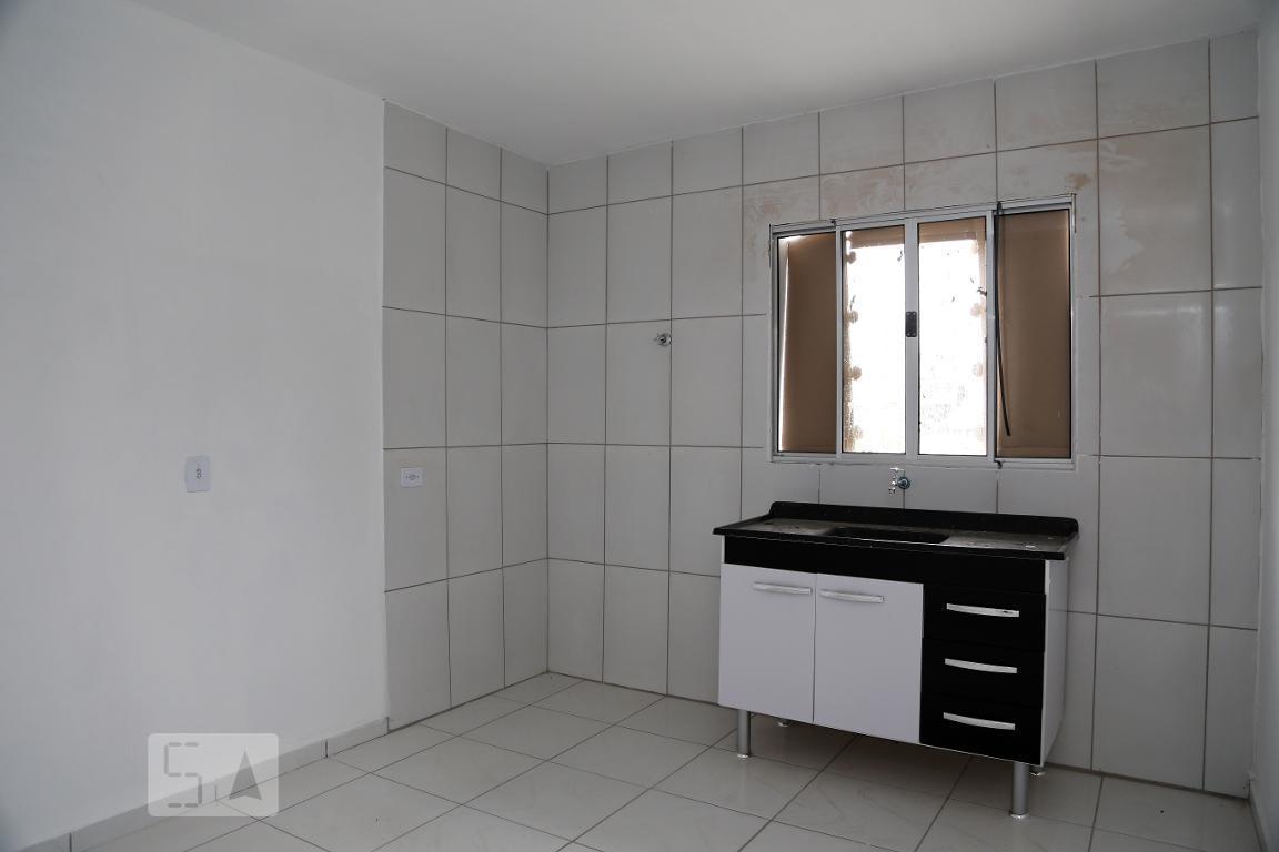 Casa para Aluguel - Parque Pinheiros, 1 Quarto,  40 m² - Taboão da Serra