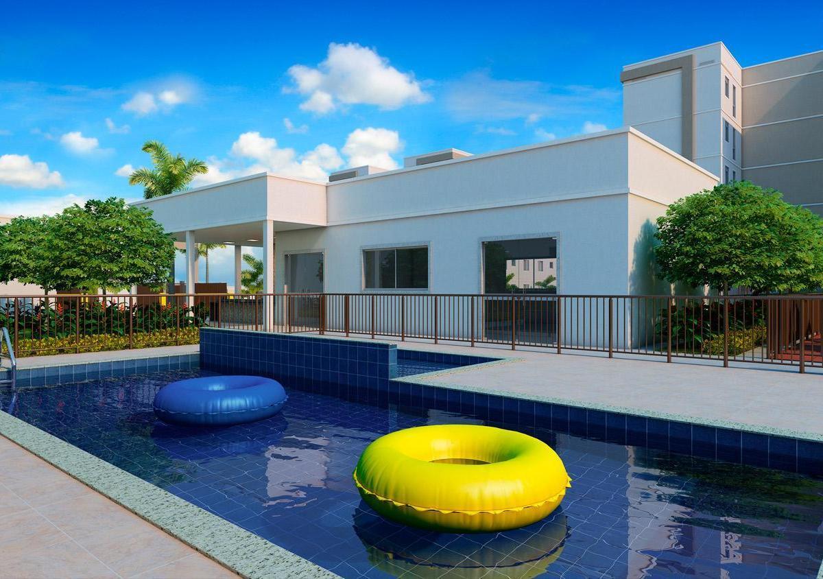 Apartamentos em Cariacica - Residencial Vila Turquesa