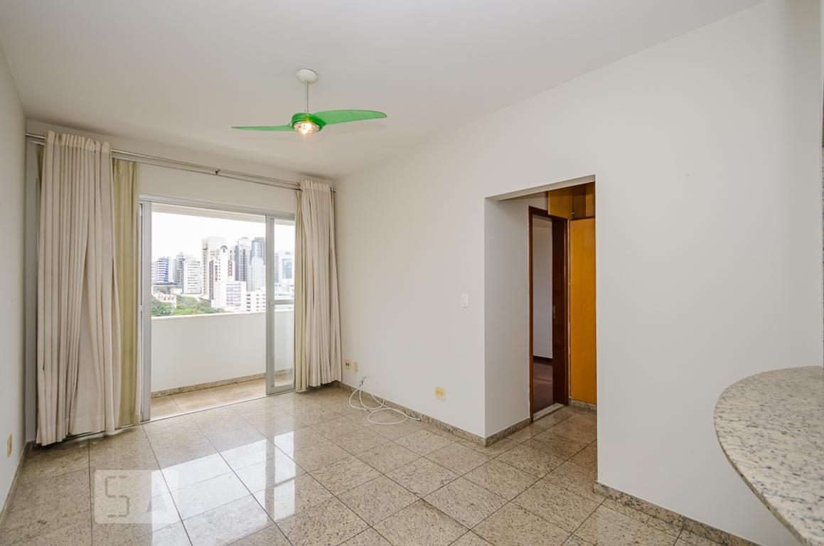 Apartamento para Aluguel - Cidade Jardim, 1 Quarto,  50 m² - Belo Horizonte