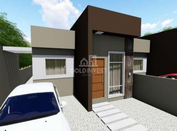Casa · 69m² · 3 Quartos · 1 Vaga