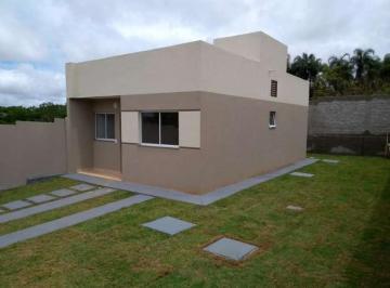Casa · 52m² · 2 Quartos · 1 Vaga