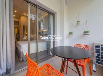 Apartamento · 23m² · 1 Quarto · 1 Vaga