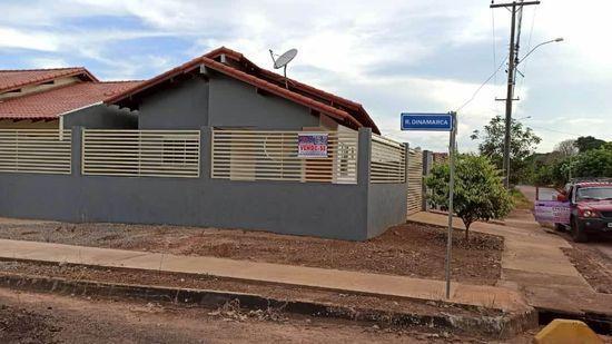 Casa à venda no bairro Europa em Cacoal/RO
