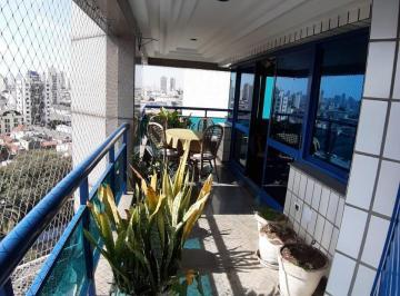 Apartamento · 180m² · 4 Quartos · 4 Vagas