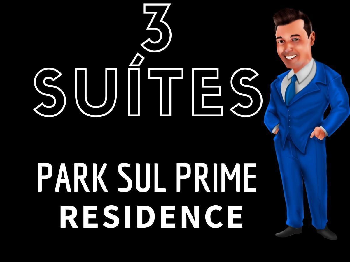 Apartamento 3 quartos Park Sul Prime Residence