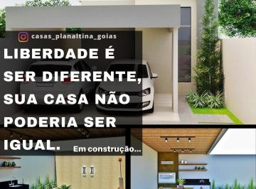 Casa de 3 quartos, Planaltina de Goiás