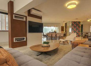 Apartamento · 326m² · 4 Quartos · 4 Vagas