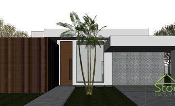 Casa · 160m² · 3 Quartos · 4 Vagas