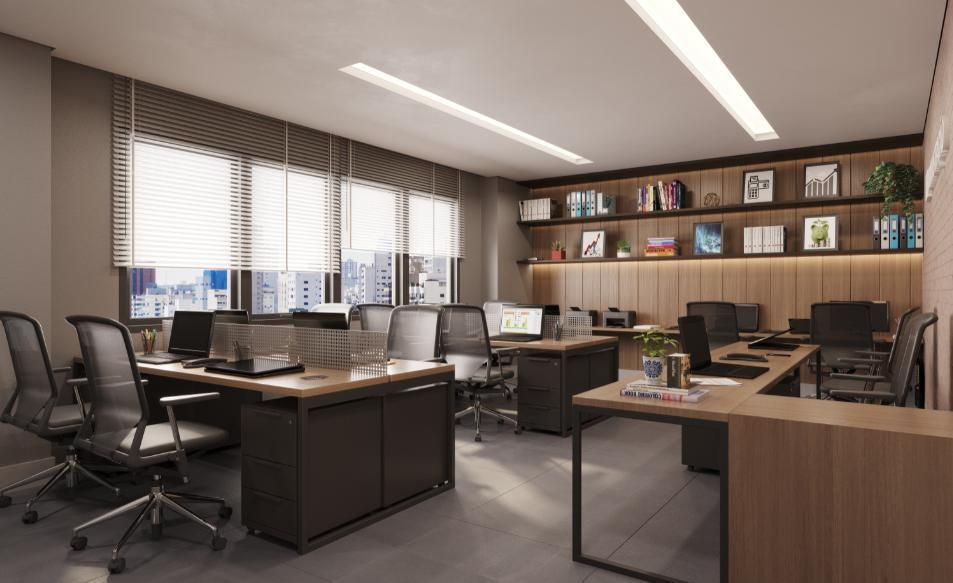 Sala Comercial em Perdizes - FCW Business Center