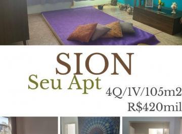 Apartamento · 106m² · 4 Quartos · 1 Vaga