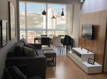 Apartamento · 180m² · 4 Quartos · 3 Vagas
