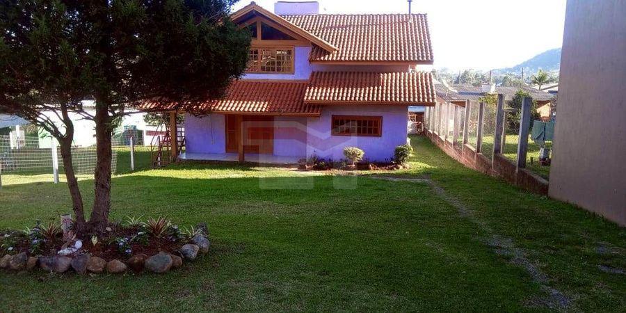 Casa à venda no bairro Piá - Nova Petrópolis/RS
