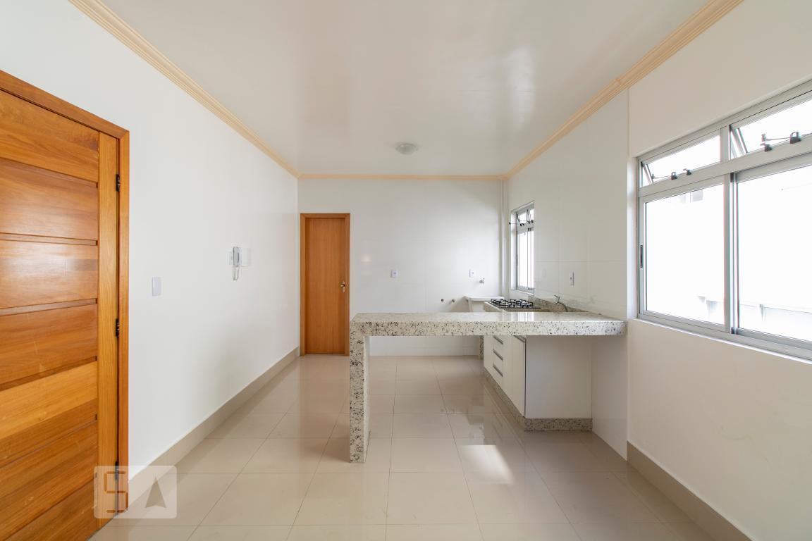 Apartamento para Aluguel - São Pedro, 1 Quarto,  40 m² - Belo Horizonte