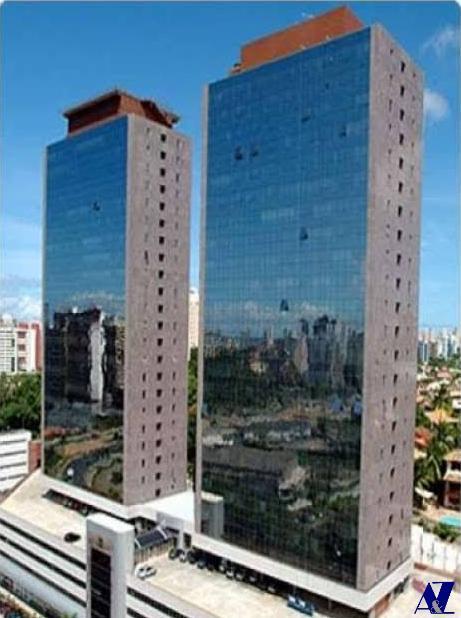 Salas comercial SALVADOR TRADE CENTER  90 m² AV. TANCREDO NEVES
