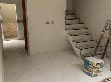 Casa · 57m² · 2 Quartos · 1 Vaga