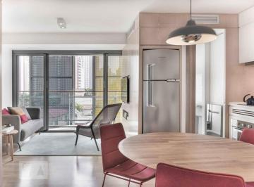 Apartamento · 58m² · 1 Quarto
