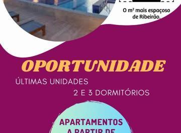 Apartamento de 3 quartos, Ribeirão Preto