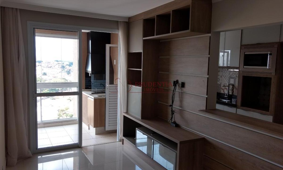 Lindo Apartamento, 2 dormitórios, 2 Vagas, Premium Residence, Indaiatuba