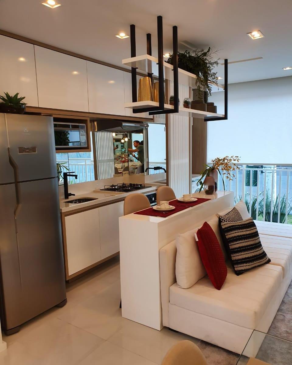 Barra Funda, 2 dormitórios com Varanda no Minha Casa Minha Vida