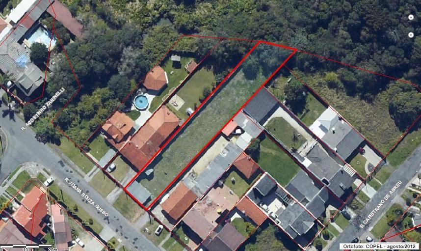 Terreno plano Zr2, 981m² excelente para investidores - Boa Vista