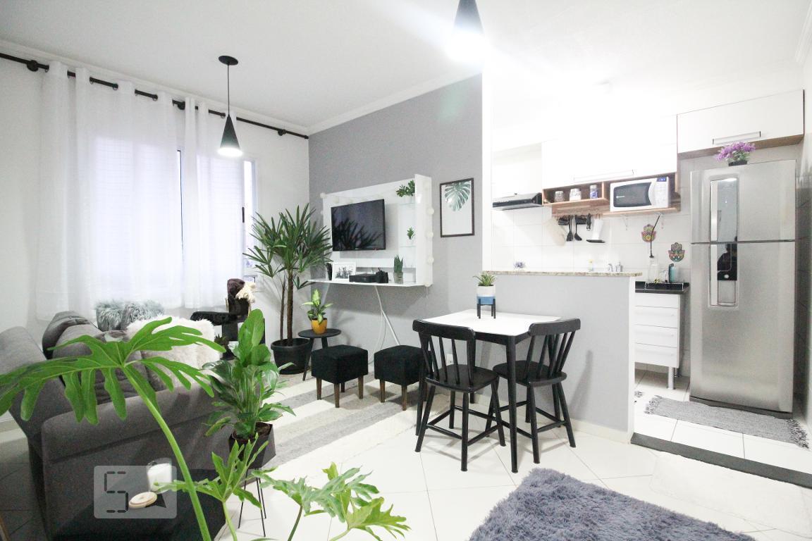 Apartamento à Venda - Tucuruvi, 2 Quartos,  44 m² - São Paulo