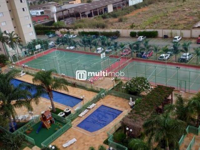 Residencial Das Palmeiras - Apartamento 3 Quartos - 2 Vagas de Garagem - Samambaia Norte