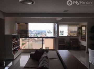 Apartamento · 145m² · 4 Quartos · 3 Vagas