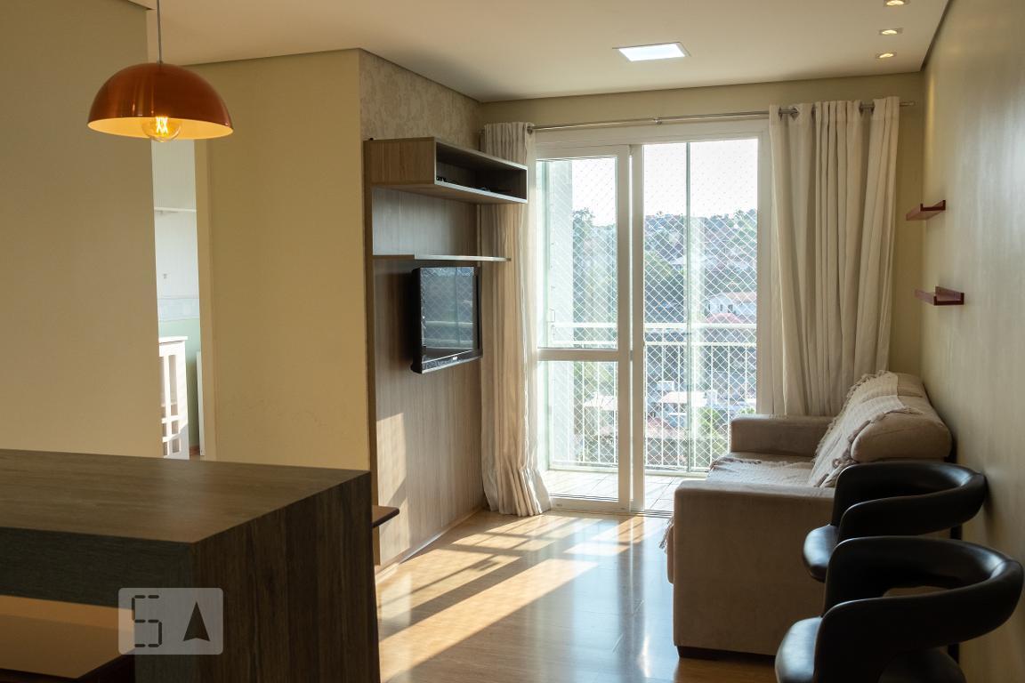 Apartamento para Aluguel - Vila Nova, 2 Quartos,  54 m²