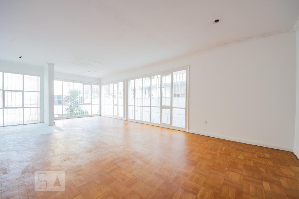 Casa para Aluguel - Moinhos de Vento, 4 Quartos,  99 m² - Porto Alegre