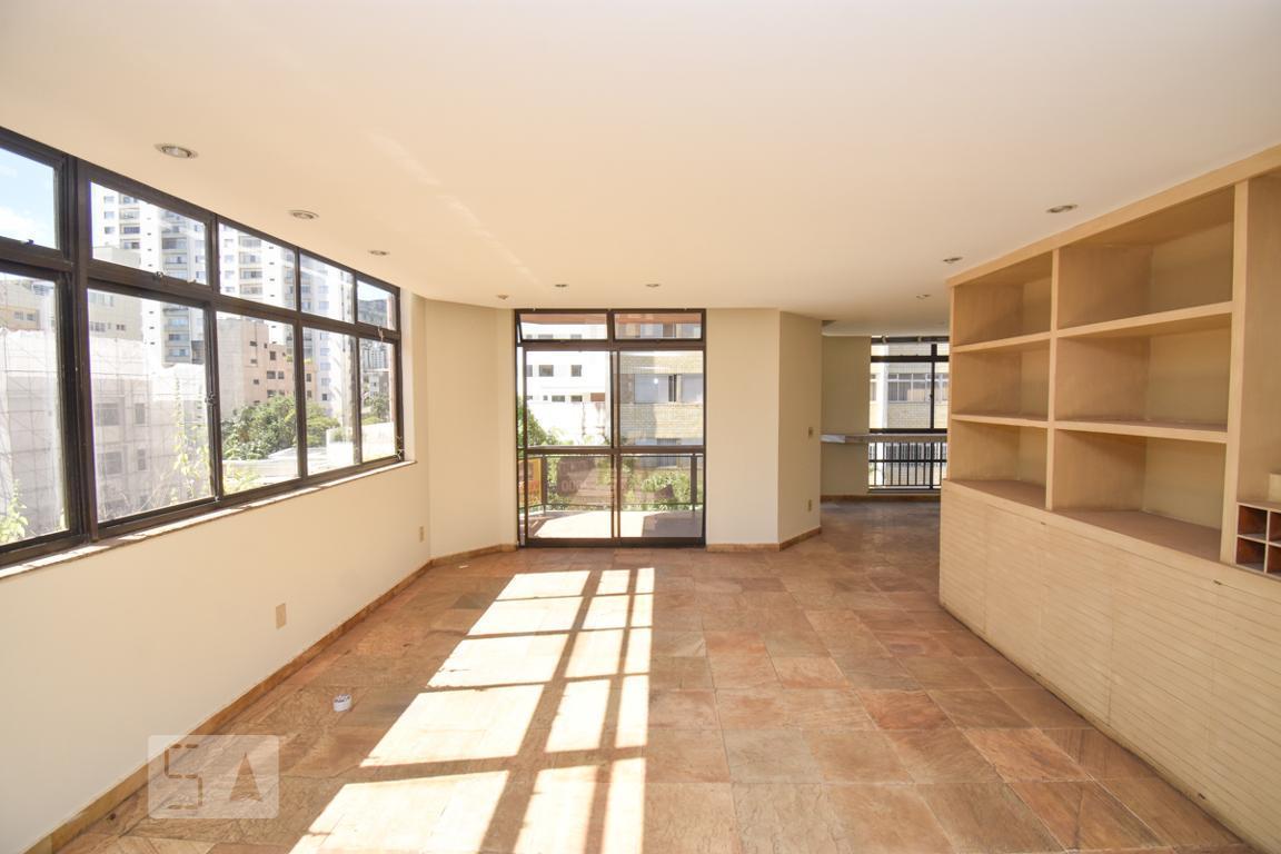 Apartamento para Aluguel - Serra, 4 Quartos,  196 m² - Belo Horizonte