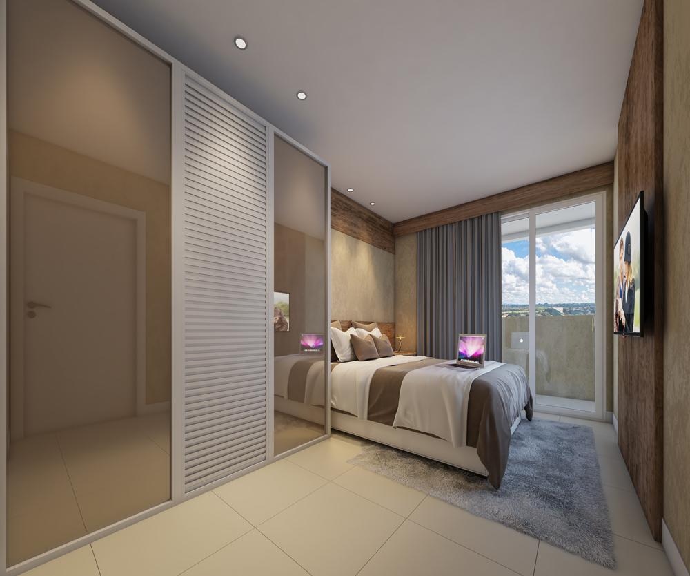 Apartamento à venda no Gama com 1 e 2 Quartos - Quadra Parque Gama