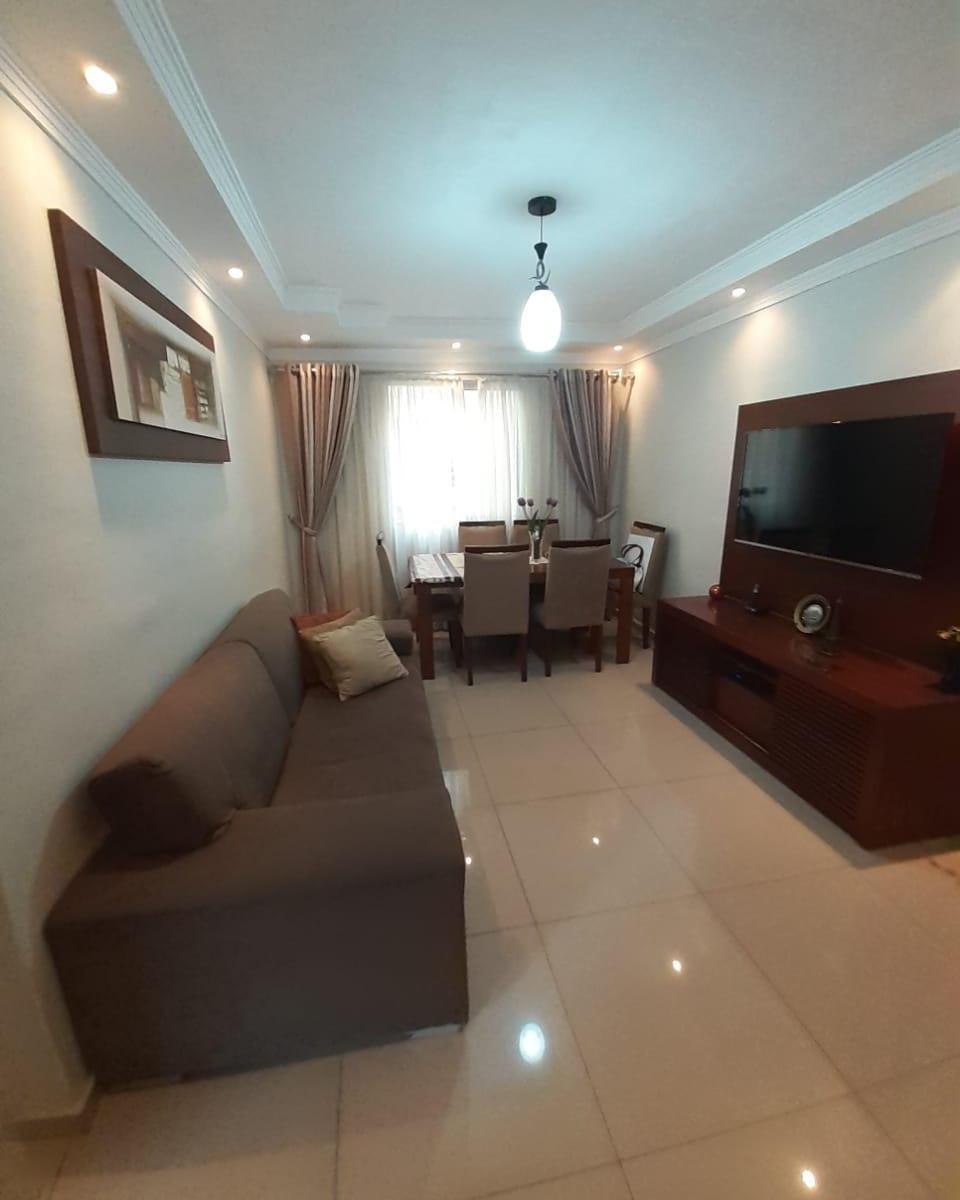 Apartamento no condomínio alvorada com 2 dorm e 49m, Macedo - Guarulhos