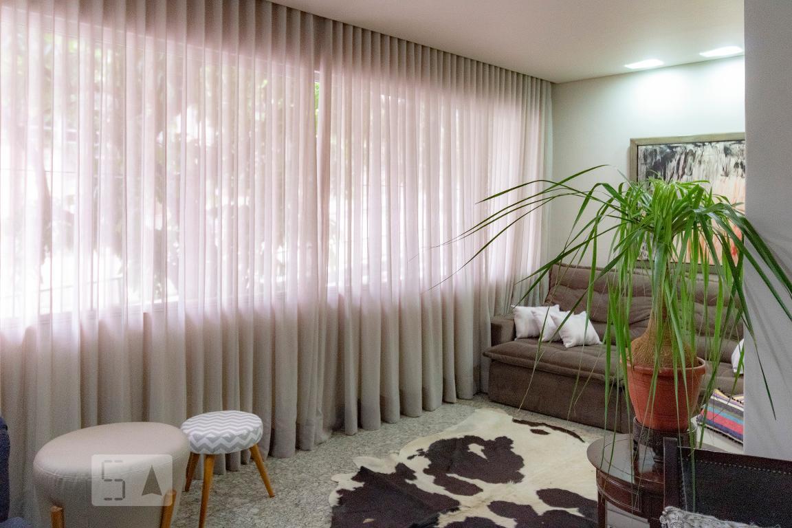 Apartamento para Aluguel - Santo Agostinho, 3 Quartos,  173 m² - Belo Horizonte