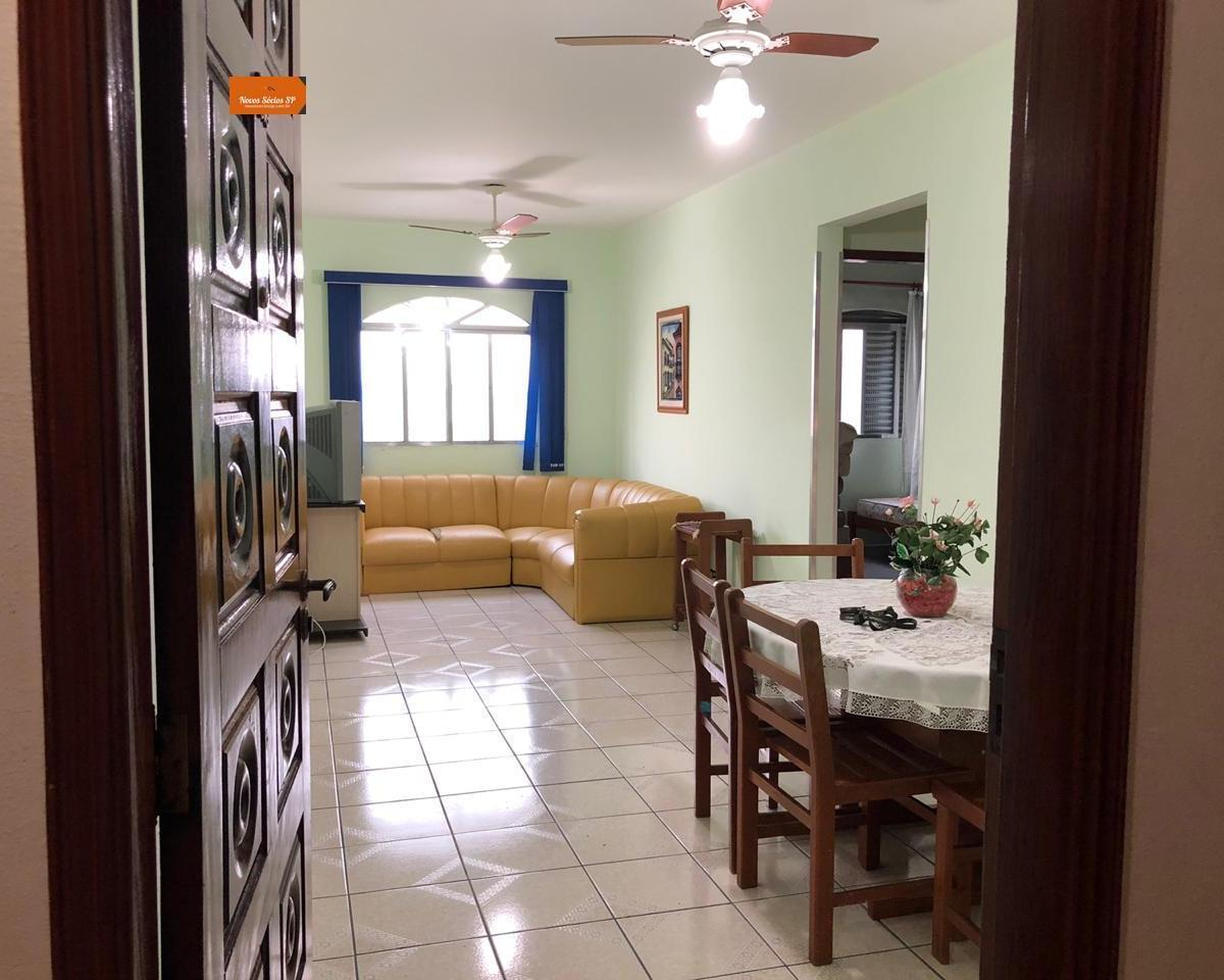 Apartamento Vila Tupi - 01 Dorm c/ vaga