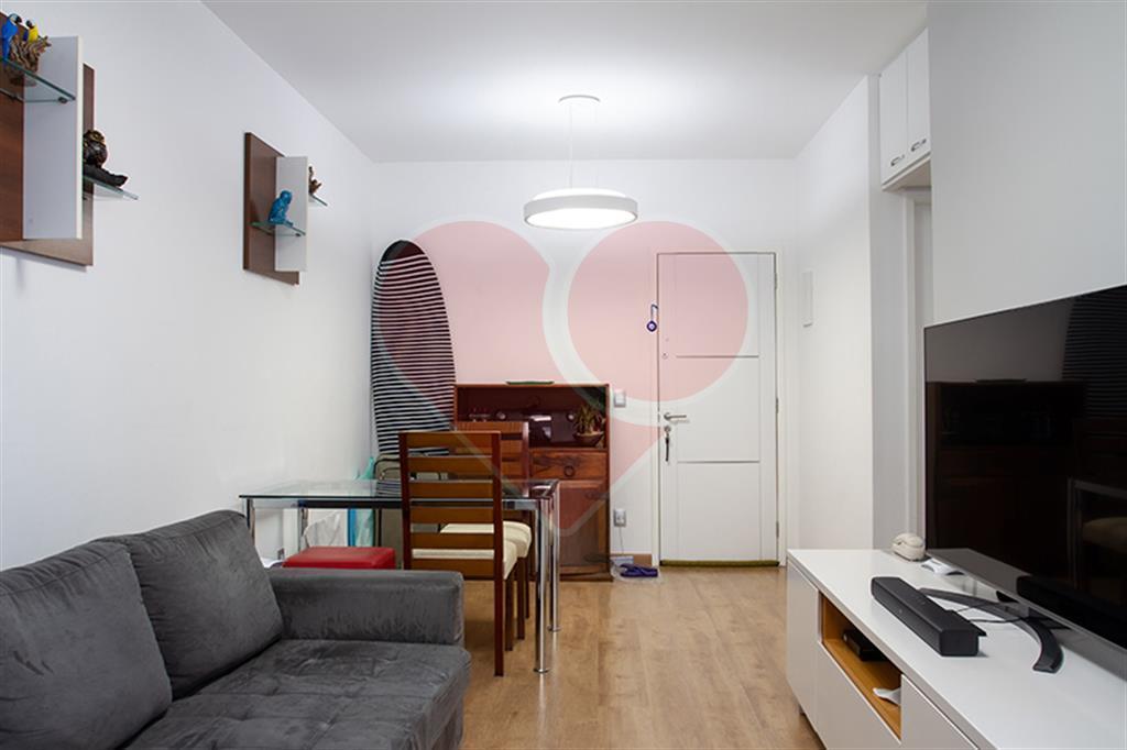 Barra Palace  Excelente apartamento com 55m² de 1 quarto na Barra da Tijuca