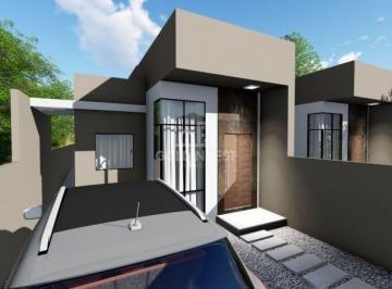 Casa · 72m² · 3 Quartos · 1 Vaga